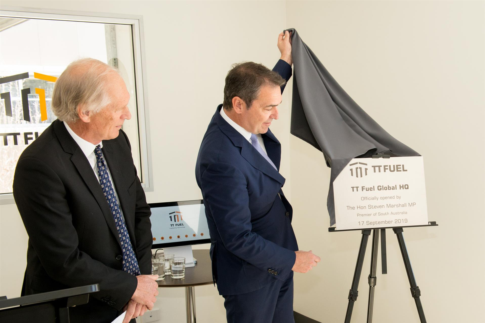 TT Fuel Launches Latest Technology as Premier Opens Global HQ